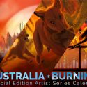 Australia is Burning Calendar Cover